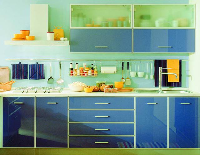 Пластиковые кухонные